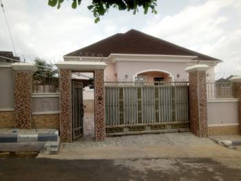 4 Bedroom Basement Bungalow + 2 Rooms Bq, Karsana, Abuja, Detached Bungalow for Sale