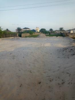 800sqm of Land Directly Facing The Road, Bogije, Ibeju Lekki, Lagos, Commercial Land for Rent