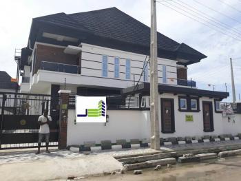 Brand New 4 Bedroom Semi-detached House with Bq, Chevron Drive, Chevy View Estate, Lekki, Lagos, Semi-detached Duplex for Sale