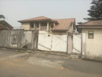Luxury 6 Bedroom Detached House, Ukasanya Street, at Ohia Okporo Ekiada, (cocaine Village), Port Harcourt, Rivers, Detached Duplex for Sale
