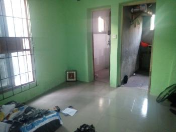 Decent One Room Self Contained, Yaba, Lagos, Self Contained (single Room) for Rent