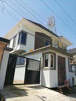 (great Deal) Spacious 4 Bedroom Fully Detached Duplex, All En Suite, Just The Traffic Light Before Chevron Coming From Lekki 1, Idado, Lekki, Lagos, Detached Duplex for Sale