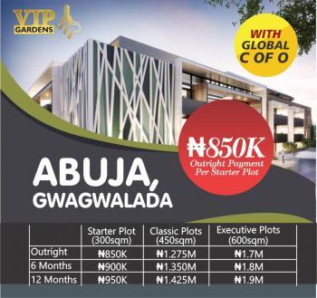Estate Land, Gwagwalada, Abuja, Residential Land for Sale