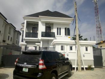 Brand New 4 Bedroom Fully Detached Duplex, Chevron Alternative Route, Lekki Expressway, Lekki, Lagos, Detached Duplex for Sale