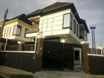 Brand New 4 Bedroom Fully Detached Duplex, Opposite Chevron, Lekki Expressway, Lekki, Lagos, Detached Duplex for Sale