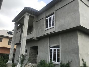 Uncompleted Big 4 Bedroom Duplex with a Bq, Canaan Estate, Ajah, Lagos, Detached Duplex for Sale