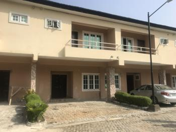 Lovely 4 Bedroom Terraced Duplex, Lekki Gardens Estate, Ajah, Lagos, Terraced Duplex for Rent