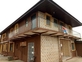 Newly Built, 1 Bedroom Mini Flat, Church Street, Off Alafia, Mushin, Lagos, Mini Flat for Rent