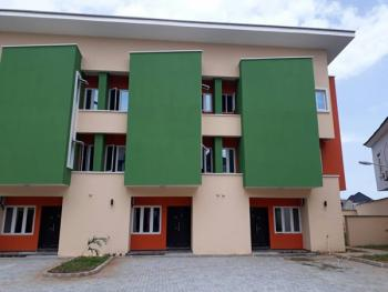 Lovely 4 Bedroom Terraced Duplex, Osapa, Lekki, Lagos, Terraced Duplex for Rent