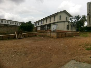 Colonial Building on a Cut-out Land of 2,000sqm in a Very Prime Location with Tarred Road Access, Bashorun Apampa Road, Jericho Gra, Jericho, Ibadan, Oyo, Semi-detached Duplex for Sale