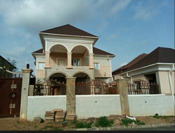 This Massive Stand Alone  Duplex Features 4 Bedrooms, 3 Rooms Bq and a Large Compound, Peace Court Estate, Along The Express, Lokogoma District, Abuja, House for Sale