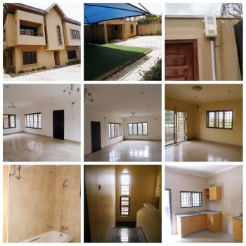 Detached 4 Bedroom House + 1 Room Bq, Off Admiralty Way, Lekki Phase 1, Lekki, Lagos, Detached Duplex for Rent