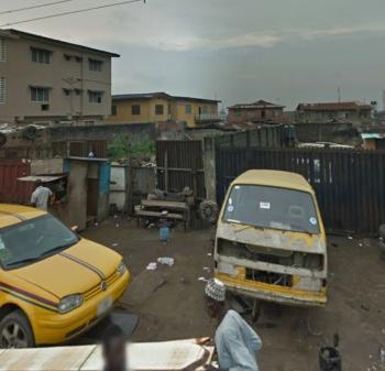 Bare Lands of 2 Plots Together of 1200 Sqm Fenced, Itire-mushin Road, Mushin, Lagos, Mixed-use Land for Sale