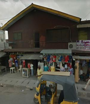 a Storey Building Directly on The Main Road, Ijesha Road, Ijesha, Surulere, Lagos, House for Sale