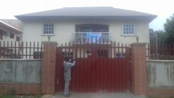 New 4 Bedroom Detached Duplex with a Study Room, Bq and Security House, 7, Warri Close, Agbare Estate, Agbara-igbesa, Lagos, Detached Duplex for Rent