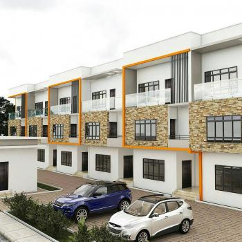 Orange Estate, Just After Shoprite Behind Copa Cabana, Apo, Abuja, Terraced Duplex for Sale