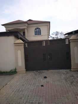 Almost New 5 Bedroom Detached Duplex + 3 Rooms Bq + Security House, Near Union Bank, Fagba, Agege, Lagos, Detached Duplex for Rent