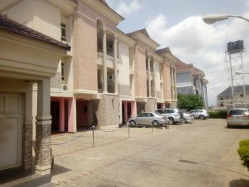 Terrace 5 Bedroom Duplex + 2 Room Guest Chalet /commercial Or Residential, Jabi, Abuja, Terraced Duplex for Rent