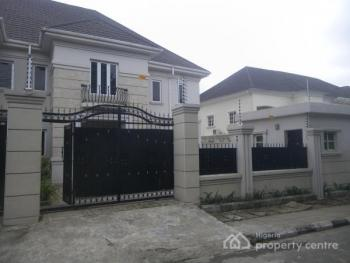 Top Notch and Lavishly Finished 4 Bedroom Stand Alone Duplex with 2 Rooms Bq, Garden, Maitama District, Abuja, Semi-detached Duplex for Rent