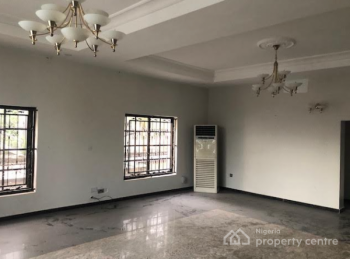 Lavishly Serviced 4 Bedroom Semi Detached Duplex with 2 Rooms Bq, 2 Rooms Guest Chalet, Ac, Gen, Garden, Spacious Compound, Maitama District, Abuja, House for Rent