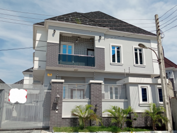 Exceptionally Finished 5 Bedroom Detached Duplex with a Swimming Pool, Chevy View Estate, Lekki, Lagos, Detached Duplex for Sale