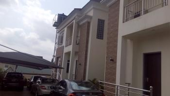 Top Notch N Lavishly Serviced 4bedroom Semi Detached Duplex with a Bq,24hrs Light/uniform Security Guards,wuse2, Wuse 2, Abuja, House for Rent