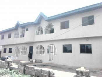 4 Flats of 3 Bedrooms Each on a 100ft By 100ft, Off Country Home Road, Benin, Oredo, Edo, Block of Flats for Sale