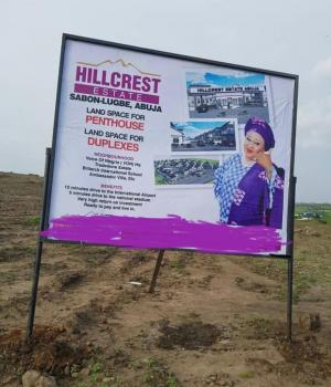 Cheap Land, Lugbe District, Abuja, Residential Land for Sale