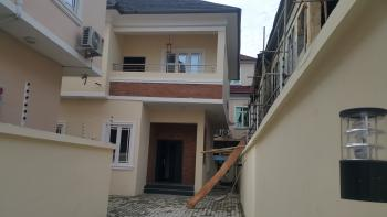 Well Finished Spacious 5 Bedroom Fully Detached House with Bq, Idado, Lekki, Lagos, Detached Duplex for Rent