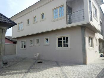 Brand New 3 Bedroom Flat(en Suit), Adekoya Estate, College Road, Ogba, Ikeja, Lagos, Flat for Rent