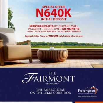 The Fairmont Estate, Monastery Road, Sangotedo, Ajah, Lagos, Mixed-use Land for Sale