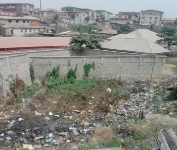 a Plot of Land for Sales at Oregun, Ikeja (at The Back of Alfred Gardens), Behind Alfred Gardens, Oregun, Ikeja, Lagos, Residential Land for Sale