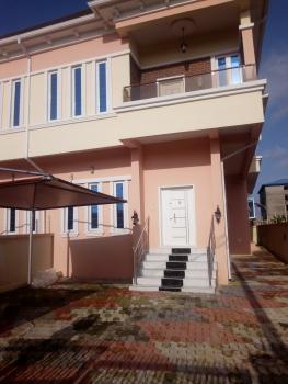 Brand New 4 Bedroom Duplex with Bq, Self Compound, Devine Home, Thomas Estate, Ajah, Lagos, Detached Duplex for Rent