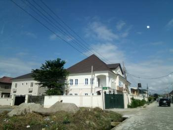 Fenced and Gated 2 Plots of 570sqm Land Each in Cannan  Estate, Near Ajah, with  Govt. Consent for 17m, Near Lbs, Canaan Estate, Ajah, Lagos, Residential Land for Sale