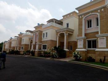 Brand New Luxury Serviced 4 Bedrooms Semi Detached Duplex, Off Ibb Boulevard, Maitama District, Abuja, Semi-detached Duplex for Rent