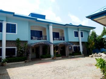 Tastefully Renovated 6 Bedroom Twin Duplex, 3 Bedroom Guest Chalets, 2 Rooms Bq, Off River Venue Street, Maitama District, Abuja, Detached Duplex for Rent