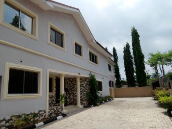 Detached 5 Bedroom Duplex with 2 Rooms Bq, Off Ibb Boulevard, Maitama District, Abuja, Detached Duplex for Rent