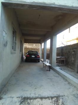 an Executive Mini Flat ( Room and Parlor), Antican Beach Road, Ogombo, Ajah, Lagos, Mini Flat for Rent