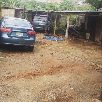 Half a Plot of Land, Alhaji Bankole Crescent, Bosetestate, Opposite Sandtex Paints,  Off Adekunle Village, Adeniyi Jones, Ikeja, Lagos, Mixed-use Land for Sale