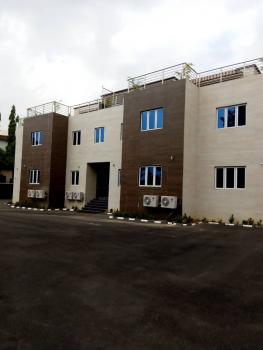 Masterfully Built & Exquisitely Furnished- Serviced 2 Bedroom Apartment, Off Ibb Boulevard Way, Maitama District, Abuja, Flat for Rent