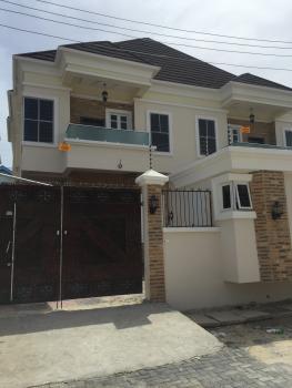 4 Bedroom Semi Detached Duplex, Off Agungi Road, Idado, Lekki, Lagos, Semi-detached Duplex for Rent