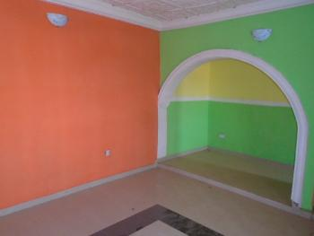 a Well Renovated 2 Bedroom Flat, All Tiled Floor, with a Dinning Space, Fenced Gate, Water, Hallmark, Igando, Ikotun, Lagos, Flat for Rent