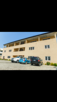 3 Bedroom Flat + 1 Bq. (none Furnished) Corporate Organization., Lekki Right By Pinnacle Petrol Station, Lekki Phase 1, Lekki, Lagos, Flat for Rent