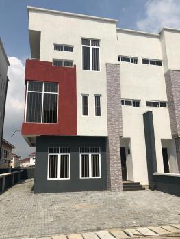Tastefully  Finished 4 Bedroom Semi Detached House with Bq and Study, Vintage Park Estate Phase 2, Jakande, Lekki, Lagos, Semi-detached Duplex for Rent