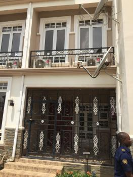 World Class 3 Bedrooms Brand New House, Close to Next, Kado, Abuja, Terraced Duplex for Rent