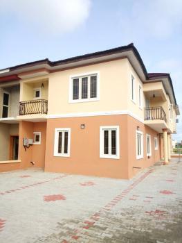 4 Bedroom Semi Detached Duplex, Sapphire Garden Estate, B4 Awoyaya, By Shoprite, Sangotedo, Ajah, Lagos, Flat for Rent