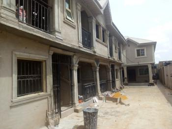 Newly Built Mini Flat, Fenced Gate and Water in a Decent Area, Baruwa, Ipaja, Lagos, Mini Flat for Rent