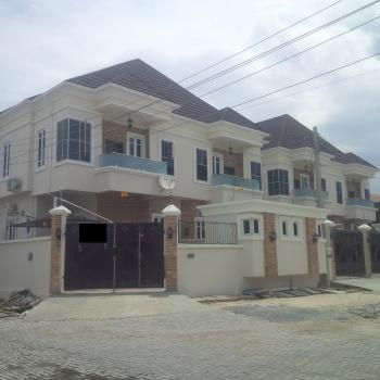 Luxury New and Superbly Finished Duplex, Idado, Lekki, Lagos, Semi-detached Duplex for Rent
