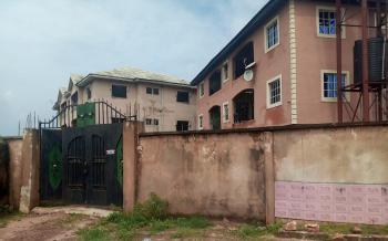 Block of 6 Flats En Suite 2 Bedroom Flats, Ama Wire Road, Orji, Owerri, Imo, Block of Flats for Sale