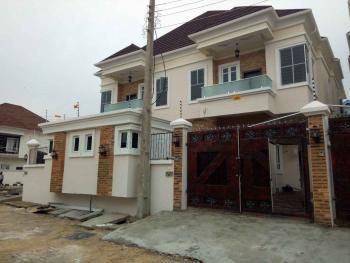 3 Bedroom Detached Duplex, Agungi, Lekki, Lagos, Semi-detached Duplex for Rent
